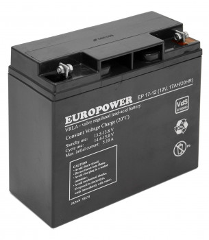 Akumulator 17EP EUROPOWER