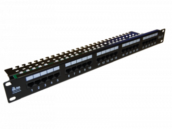 Patch panel ISDN kat.3 25 portów LSA PK012 Alantec