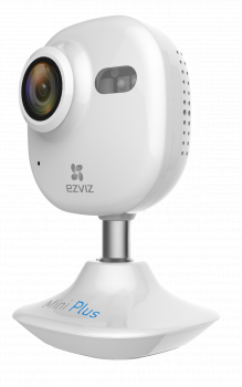 Kamera IP Ezviz Mini Plus 1080P, CUBE, wewn. ob 2.8mm, Wi-Fi, IR, audio, slot MicroSD Mini Plus 1080p EZVIZ