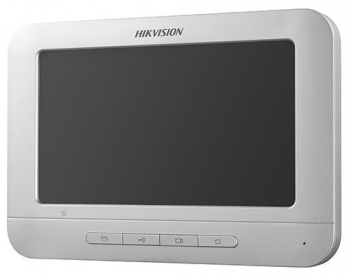 "Monitor 7"" TFT LCD, głośnomówiący, 12 VDC, 800x480, HIKVISION DS-KH2220 HIKVISION"