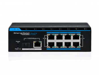 Switch PoE FE 9 portowy, 8xPoE VONT-SP1108 OPTIVA2B