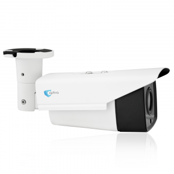 Kamera Multi-HD typu bulet, 2Mpix, ob. 2.8mm, IR 30m, biała, IP66 VOHDX143 OPTIVA2B