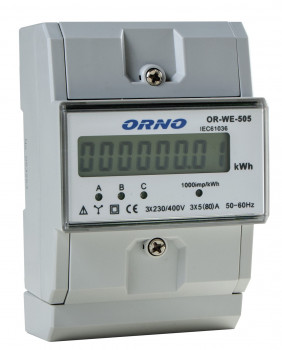Miernik energii OR-WE-505 ORNO