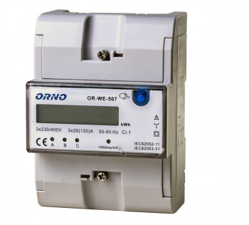 Miernik energii OR-WE-507 ORNO