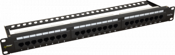 Patch panel 24 porty RP-U24H5 PULSAR