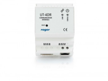 Interfejs RS485-Ethernet UT-4DR ROGER