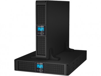 "UPS PowerWalker line-interactive, 8X IEC, 1X IEC/C19 , USB/RS-232, LCD, RACK 19""/TOWER VI 3000 RT HID POWER WALKER"