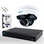 Zestaw do monitoringu IP Optiva 2B VOBNVR5104P/1K-4M/1 ZZVOBNVR5104P/1K-4M/1 OPTIVA2B