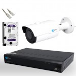 ZZVOBNVR5104P/1B-4M/1 Zestaw do monitoringu IP Optiva 2B VOBNVR5104P/1B-4M/1