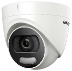 Kamera HD-TVI 2Mpix turret 2.8mm IR20m IP67 12VDC DS-2CE72DFT-F28(2.8mm) HIKVISION