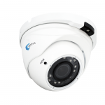 VOHDX973 Kamera Multi-HD typu domed, 2Mpix, ob. 2.8-12mm, IR 30m, biała, IP66
