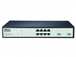 ST3310GF 8GE+2 SFP-Port Gigabit Ethernet SNMP Switch