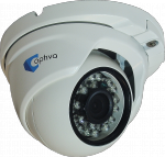VOHDX942 OPTIVA2B Kamera Multi-HD typu domed