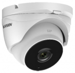 DS-2CE56D8T-IT3ZE(2.8-12mm) Kamera HD-TVI, typu Domed, 2Mpix, WDR 120db, z moto-zoom 2,8~12mm i EXIR 40m, IP67, 12VDC / PoC.af