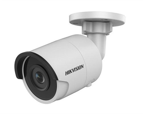 DS-2CD2043G0-I(4mm) Kamera IP bullet, 4Mpix IR zewnętrzna, WDR, ob 4mm, IP67, H.265/H.265+, EXIR, EasyIP 2.0+